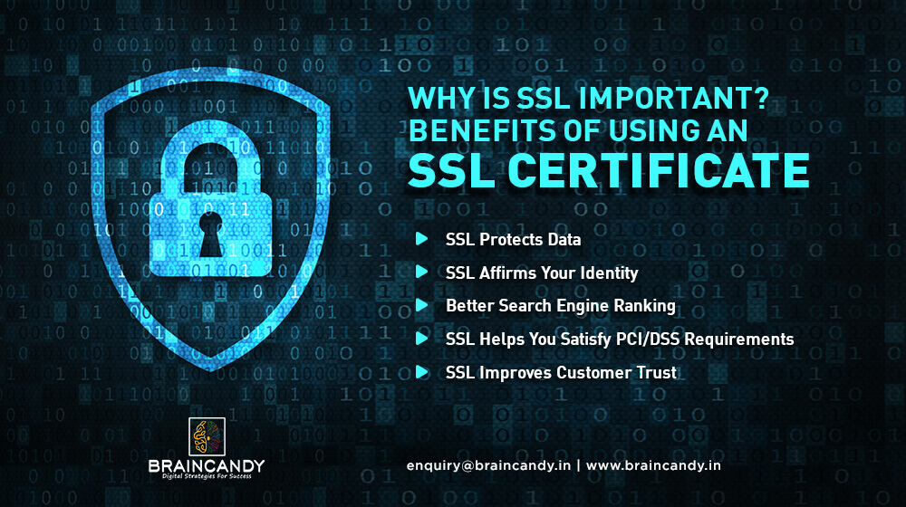 Benefits of SSL