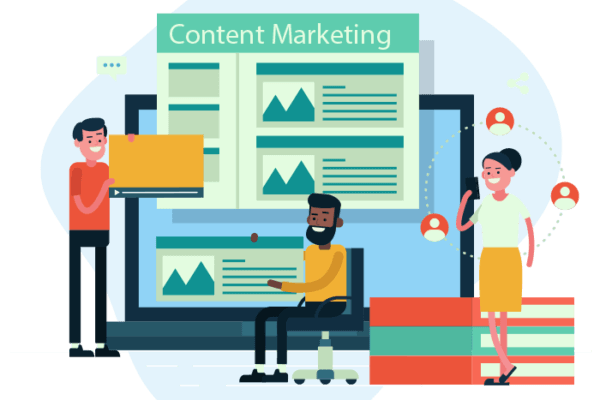 Content Marketing & Content Writing Services in Mumbai, India