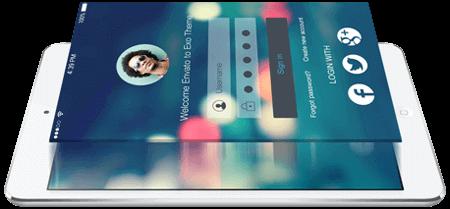 homepage laptop