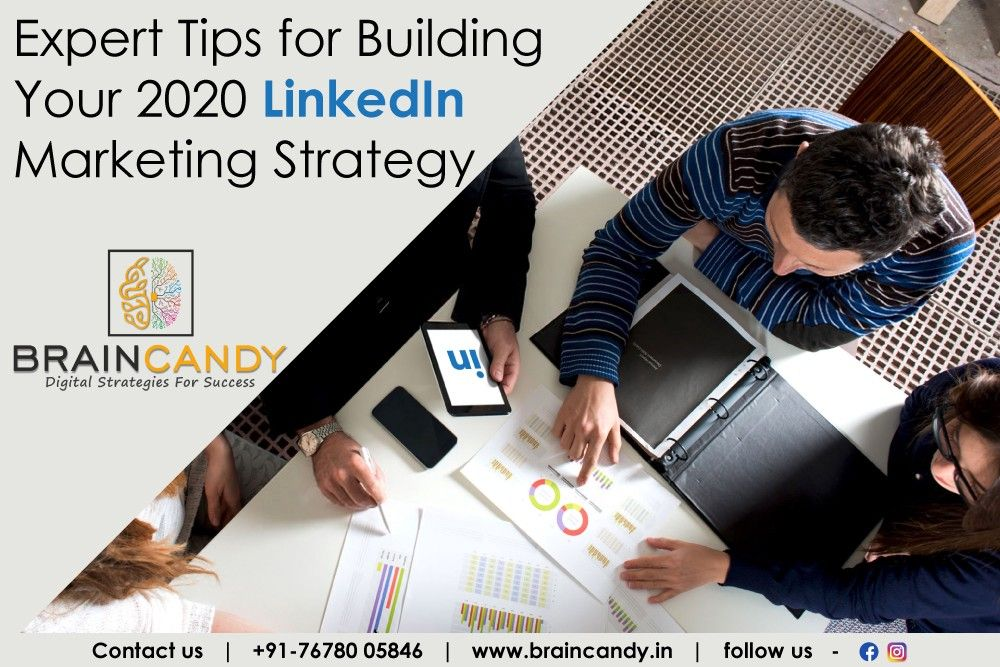 Expert tips for building your 2020 LinkedIn marketing strategy