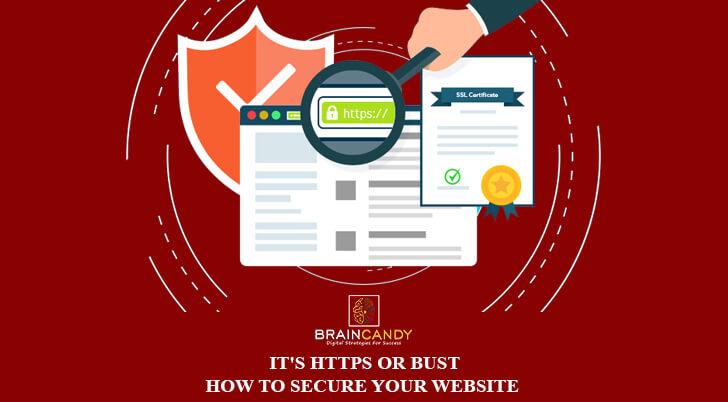 It's HTTPS or bust How to secure your website