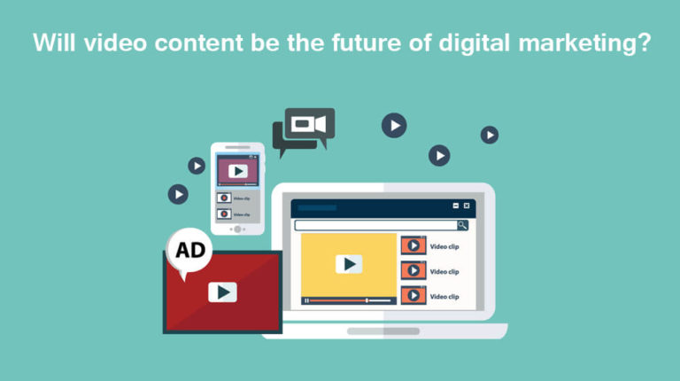 Will video content be the future of digital marketing?