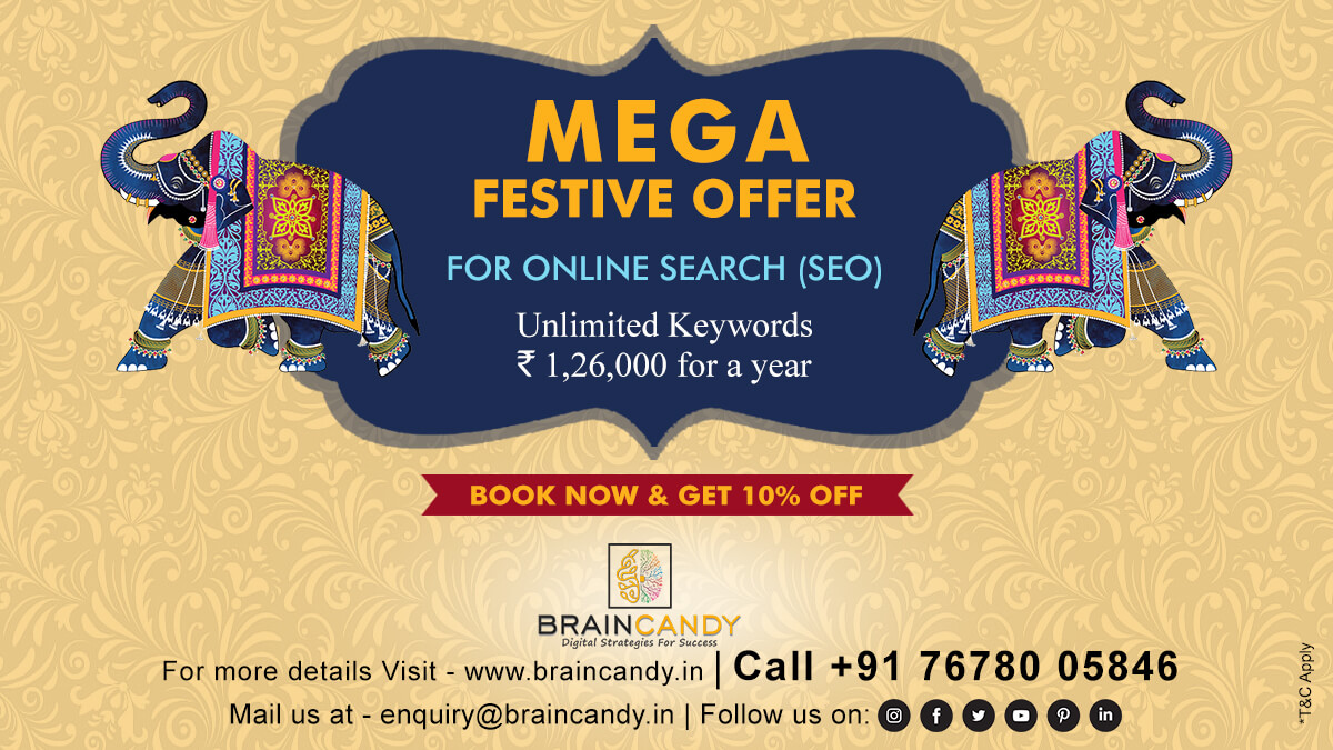 online search offer