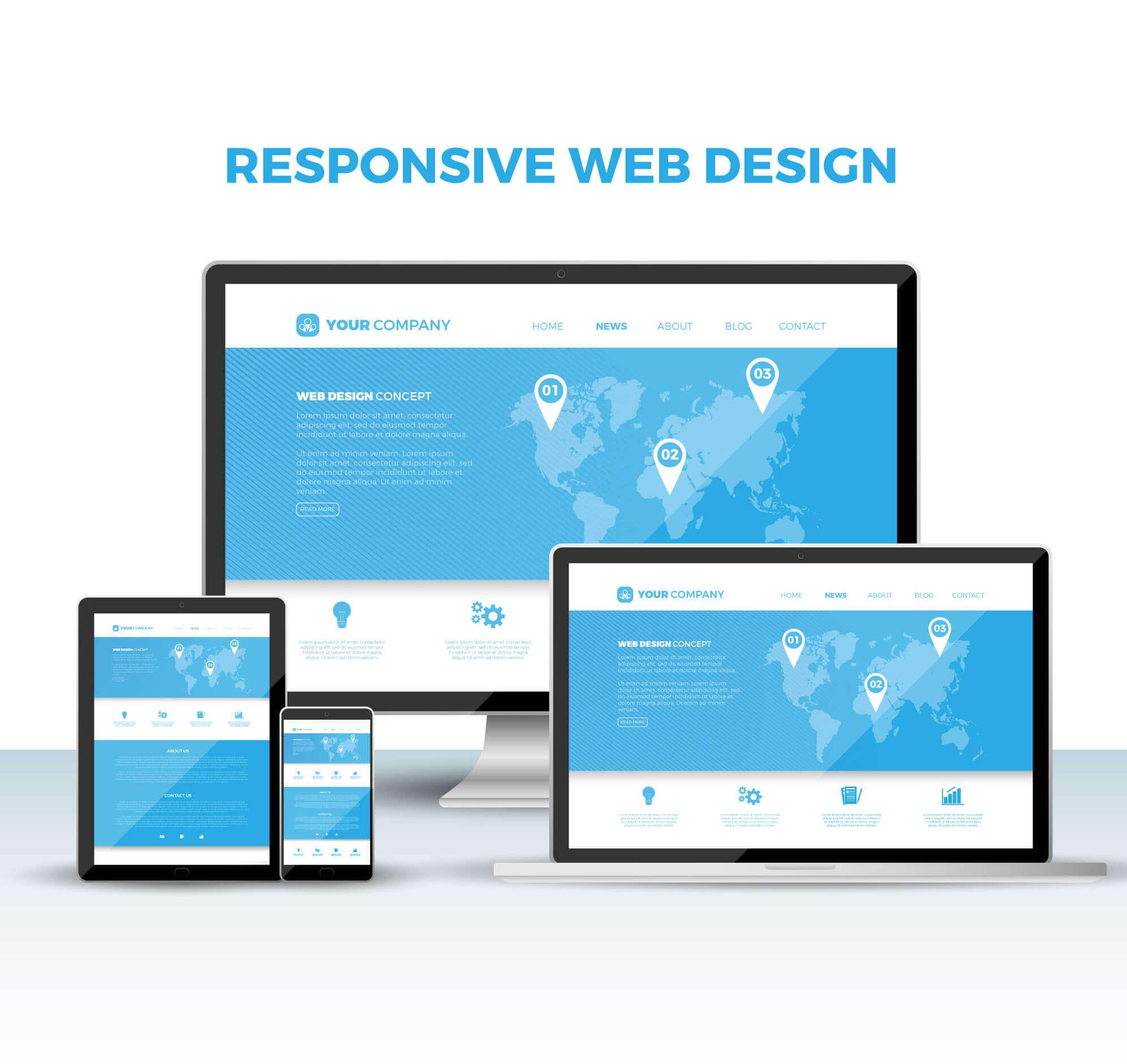 Website Design Company in Navi Mumbai | Web Development & Application